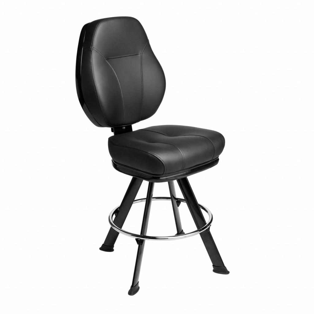 Gemini casino chair and gaming stool