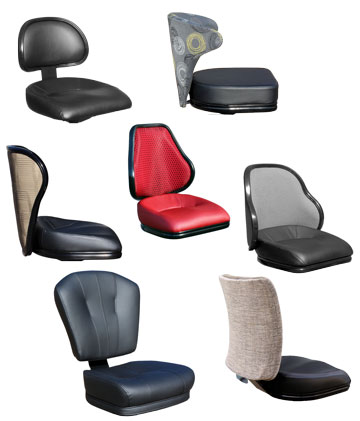 revive seat and backrest | casino seating | gaming stools