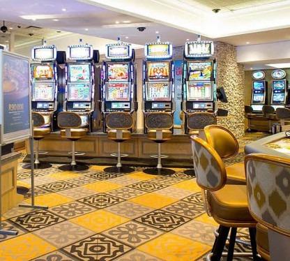 casino seating | table games | slots | gaming stools | Karo