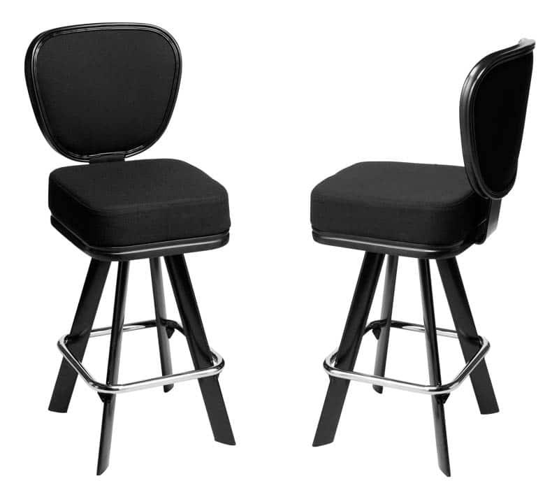 saturn gaming and poker machine stools