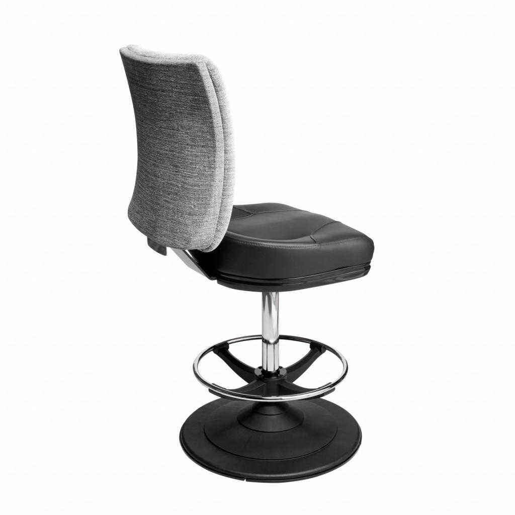 Neptune gaming stool casino chair