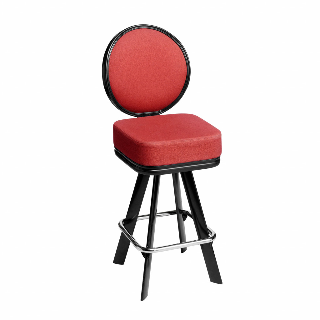 saturn gaming stool casino chair for table games